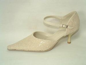 tyto botičky už jsou taky doma, byly drahý ale zase se hodí k barvě šatů