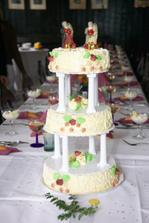 náš krásný dortík