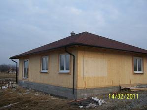 Pokrytá střecha