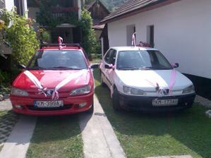 naše autká
