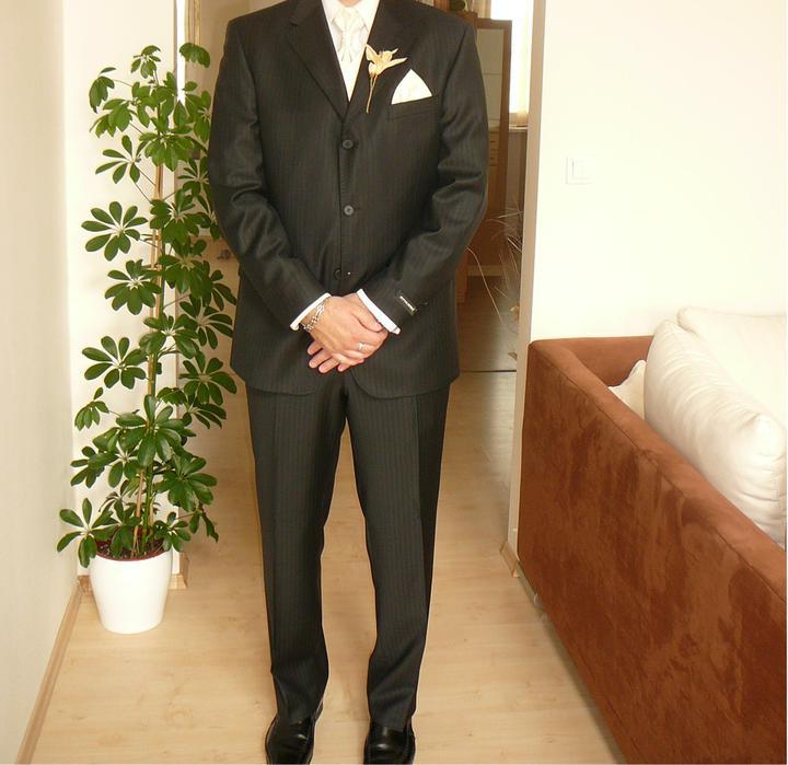 Čo už máme alebo budeme mať :) - a už  máme oblečeného aj ženícha :)
