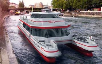 Plavba loďou Twin City Liner