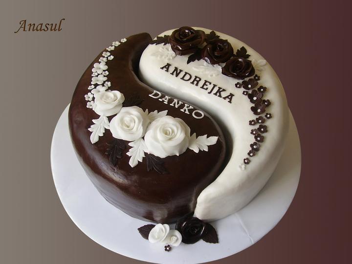 Čo už máme alebo budeme mať :) - svadobná torta