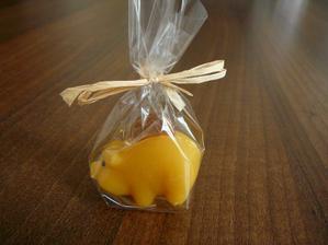 darček pre hostí :) pre šťastie