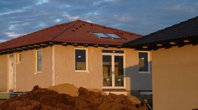 strešné okná osadené :)