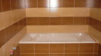 vyšpárovaná kúpelňa