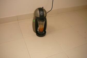 naša prvá káva :)