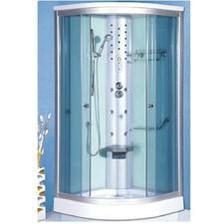 Vybraný hydromasážní sprchový kout s parogenerátorem