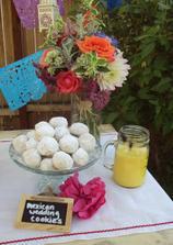 mexicke tradicne svadobne kolaciky- vlastne tak trosku nase vanilkove rozteky ale ¿bez  vanilky? ;)