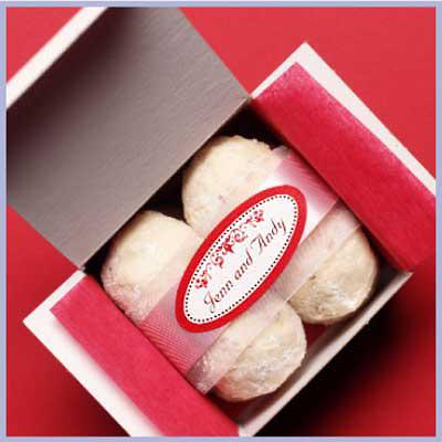 <3 srdcovky - drobnosti pre hosti... - Tradicne mexicke svadobne kolaciky ( ako vysluzka)