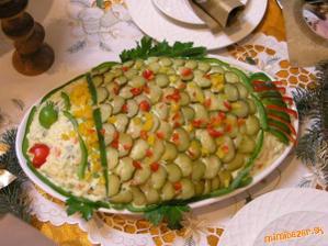 Zemiakovy salat moj oblubeny;)