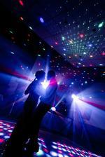 DJ Gusto-Discoshow - Osvetlenie