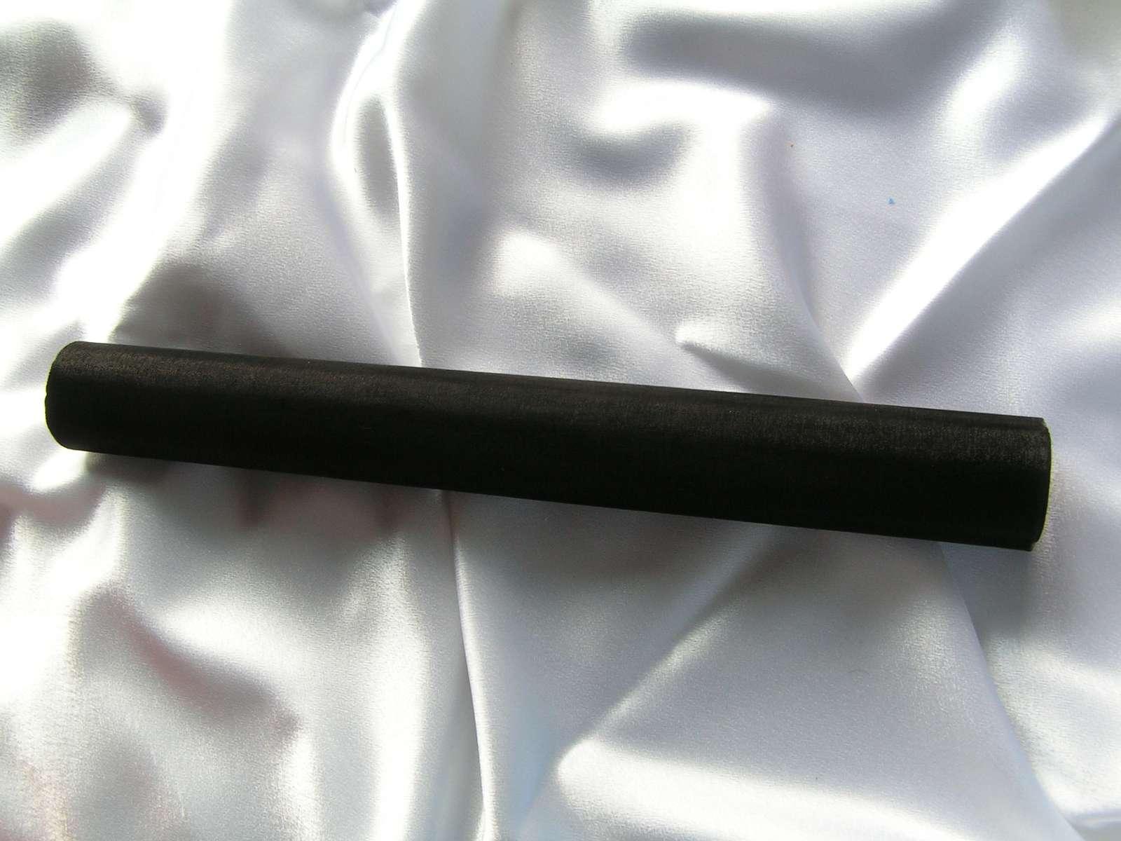 Organza černá - Obrázek č. 1