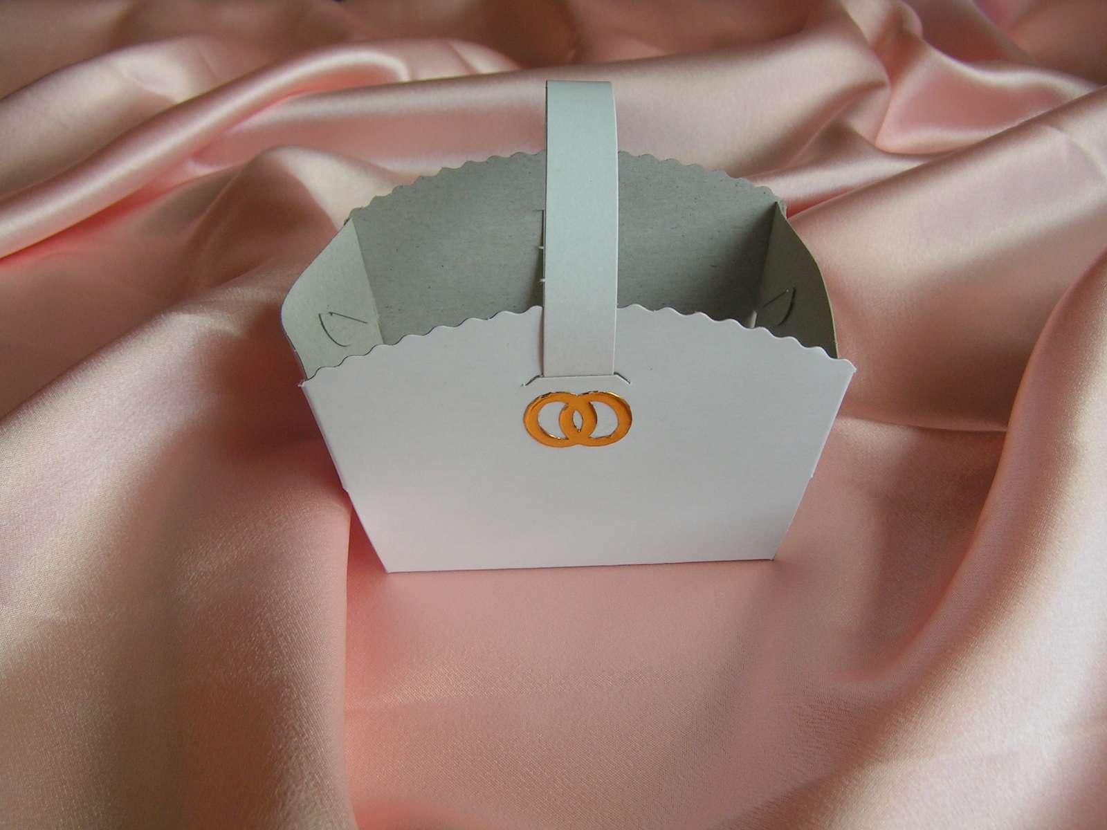 Košíček na koláčky - Obrázek č. 1