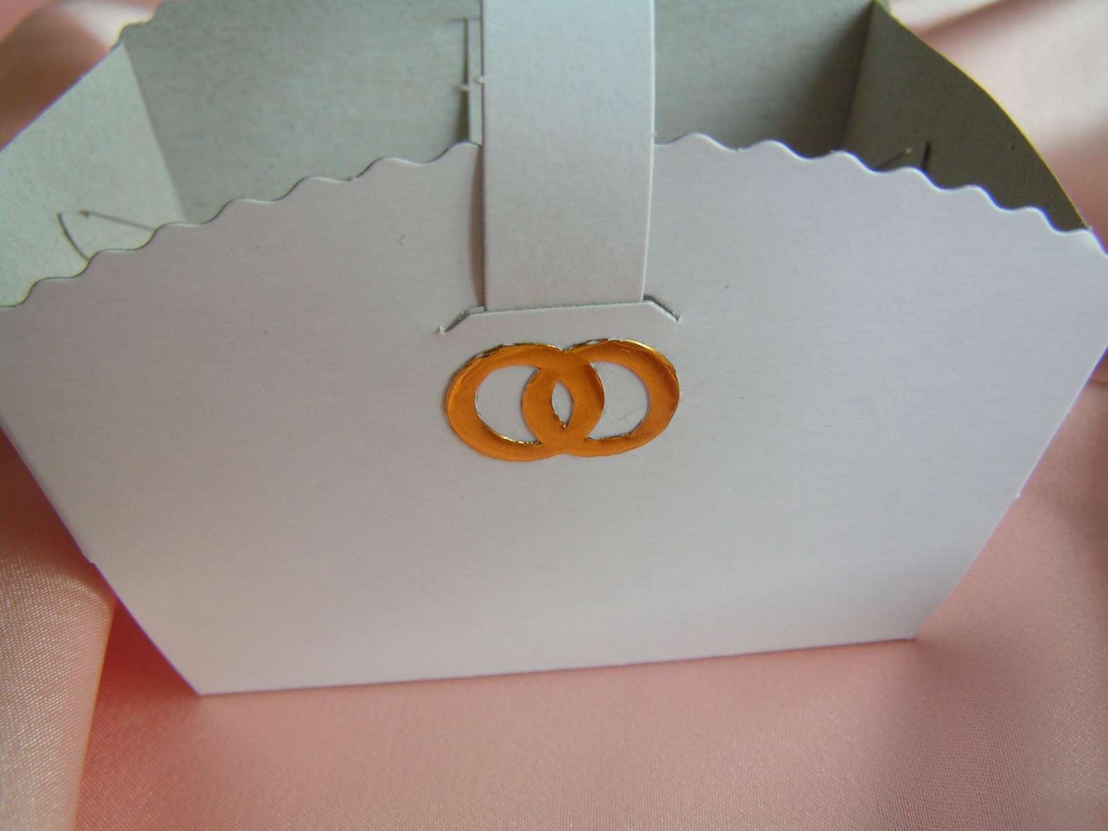 Košíček na koláčky - Obrázek č. 2