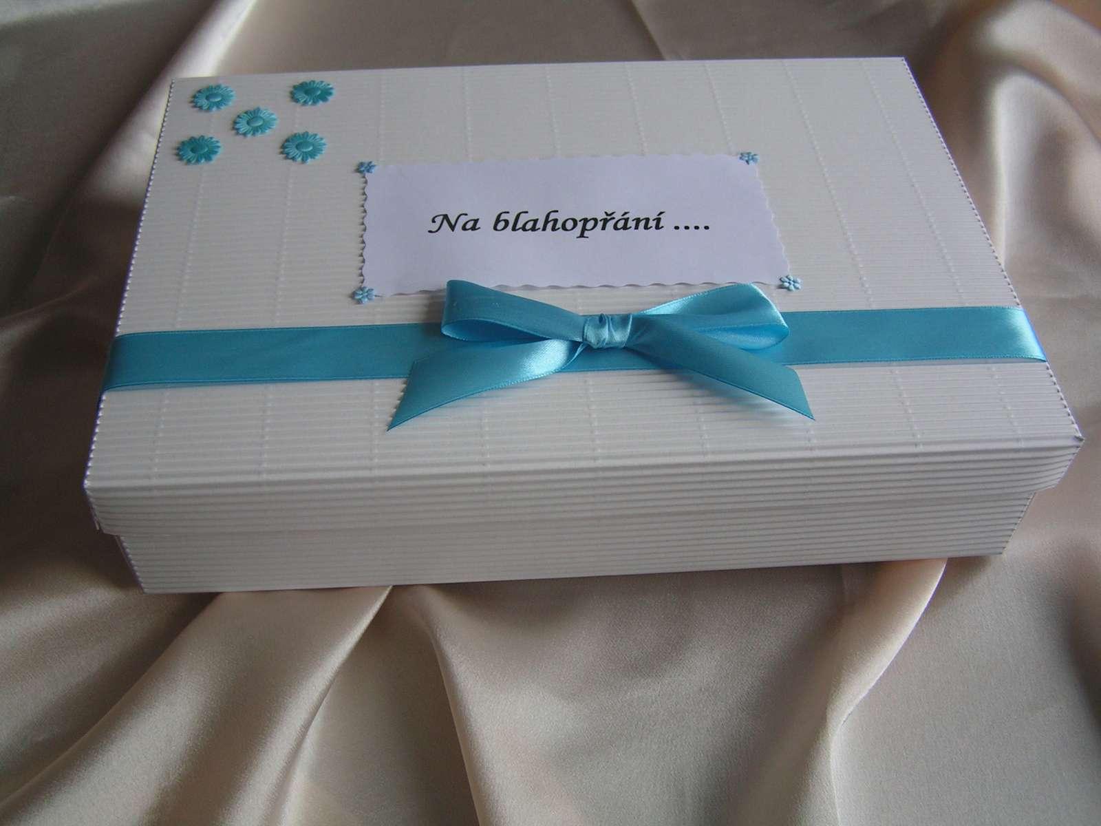 Krabice na přání/obálky - Obrázek č. 1