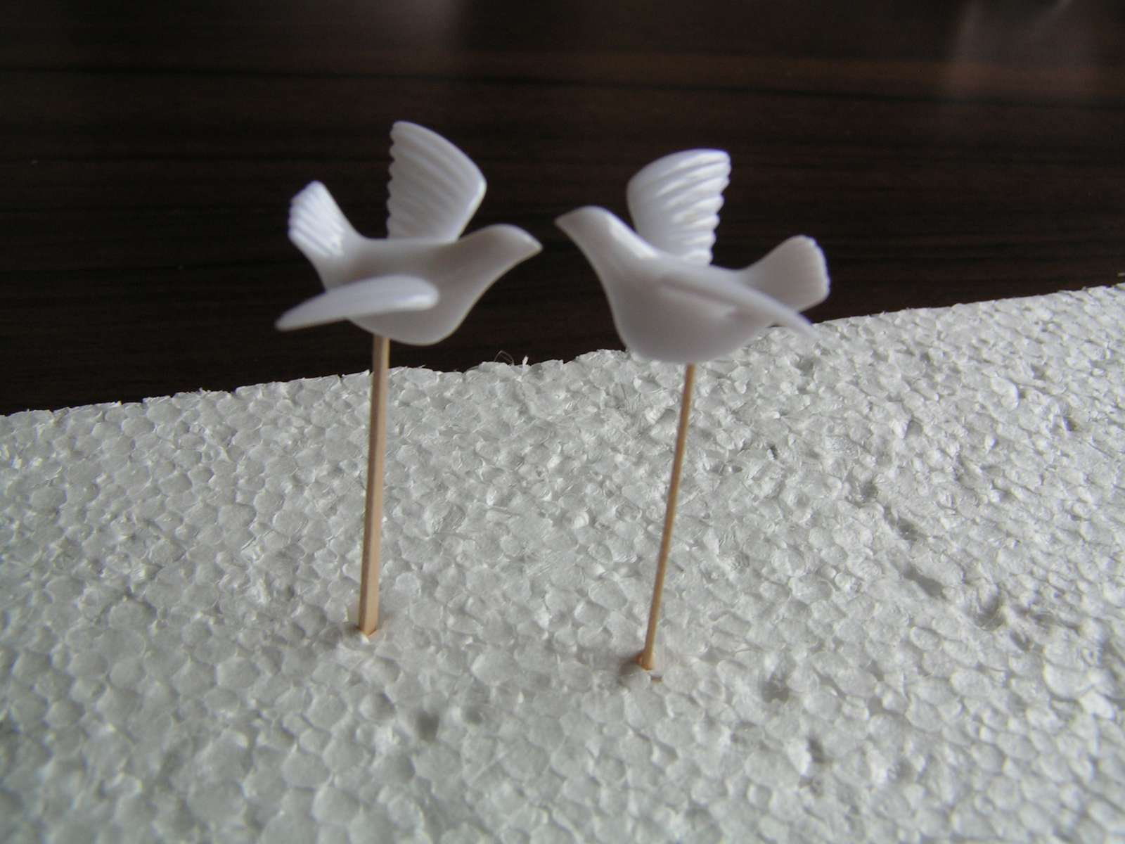 Malé bílé holubičky - Obrázek č. 4
