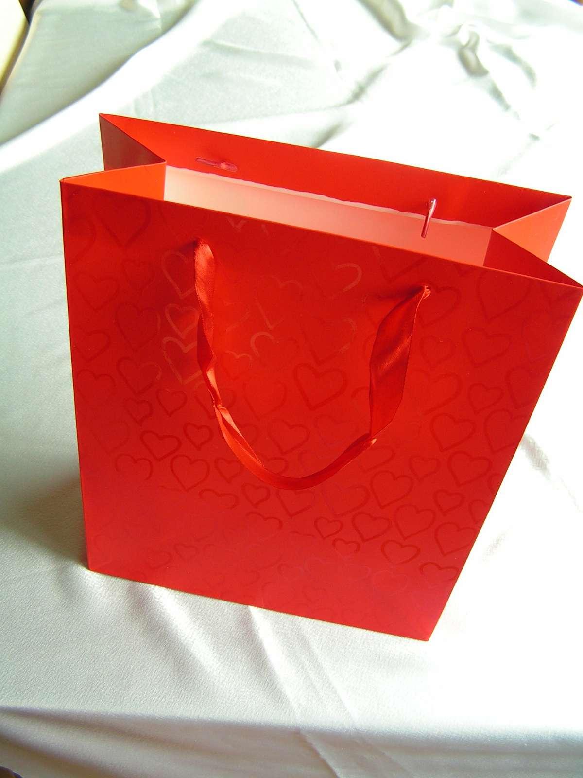 Velká dárková taška - 25 x 32 cm - Obrázek č. 1