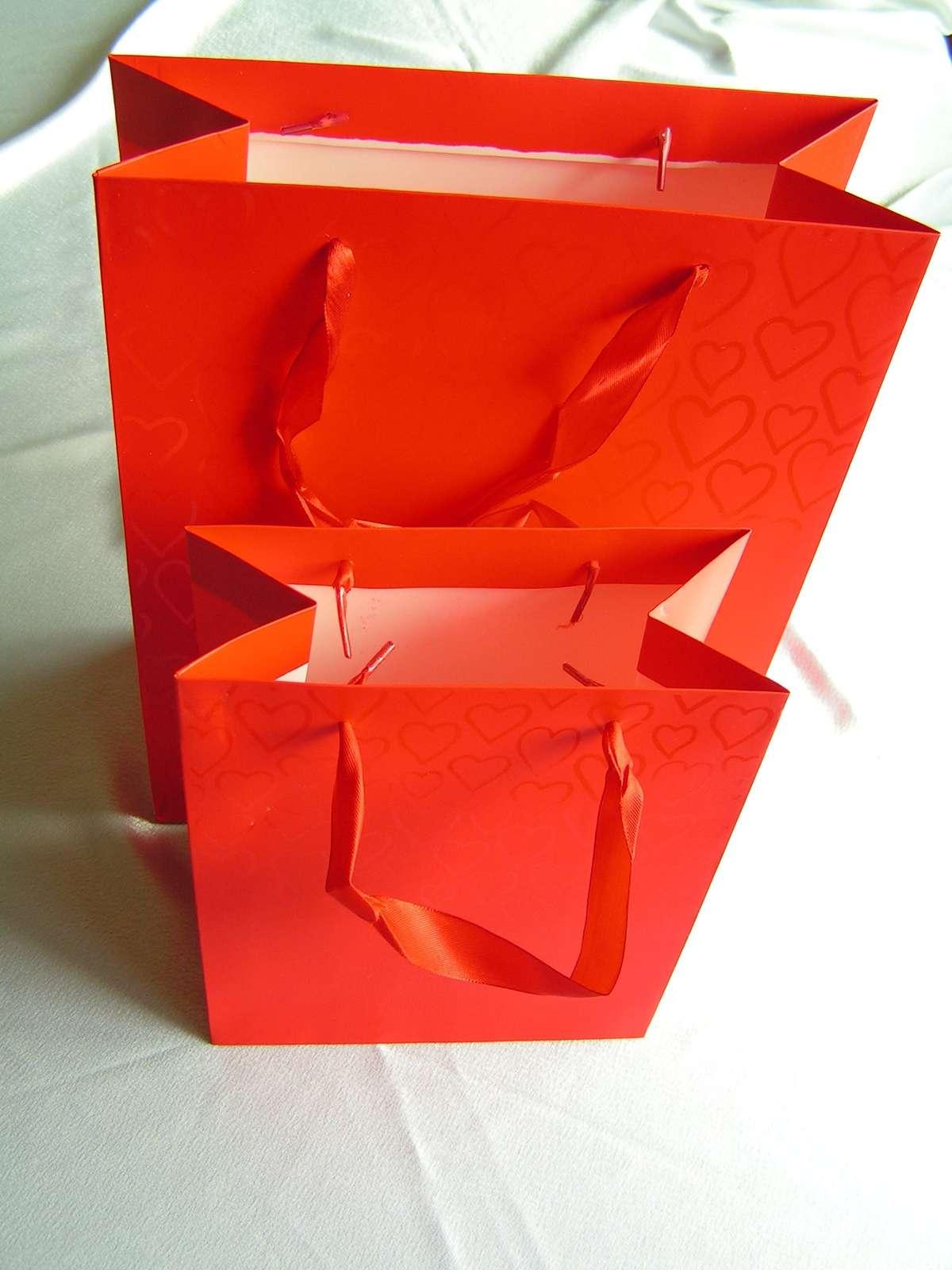 Velká dárková taška - 25 x 32 cm - Obrázek č. 4