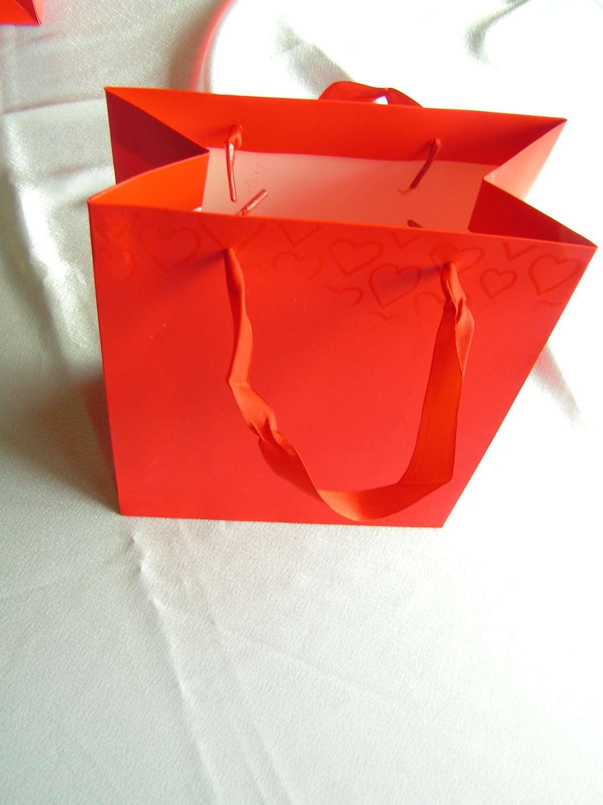 Dárková taška 18 x 23 cm - Obrázek č. 1