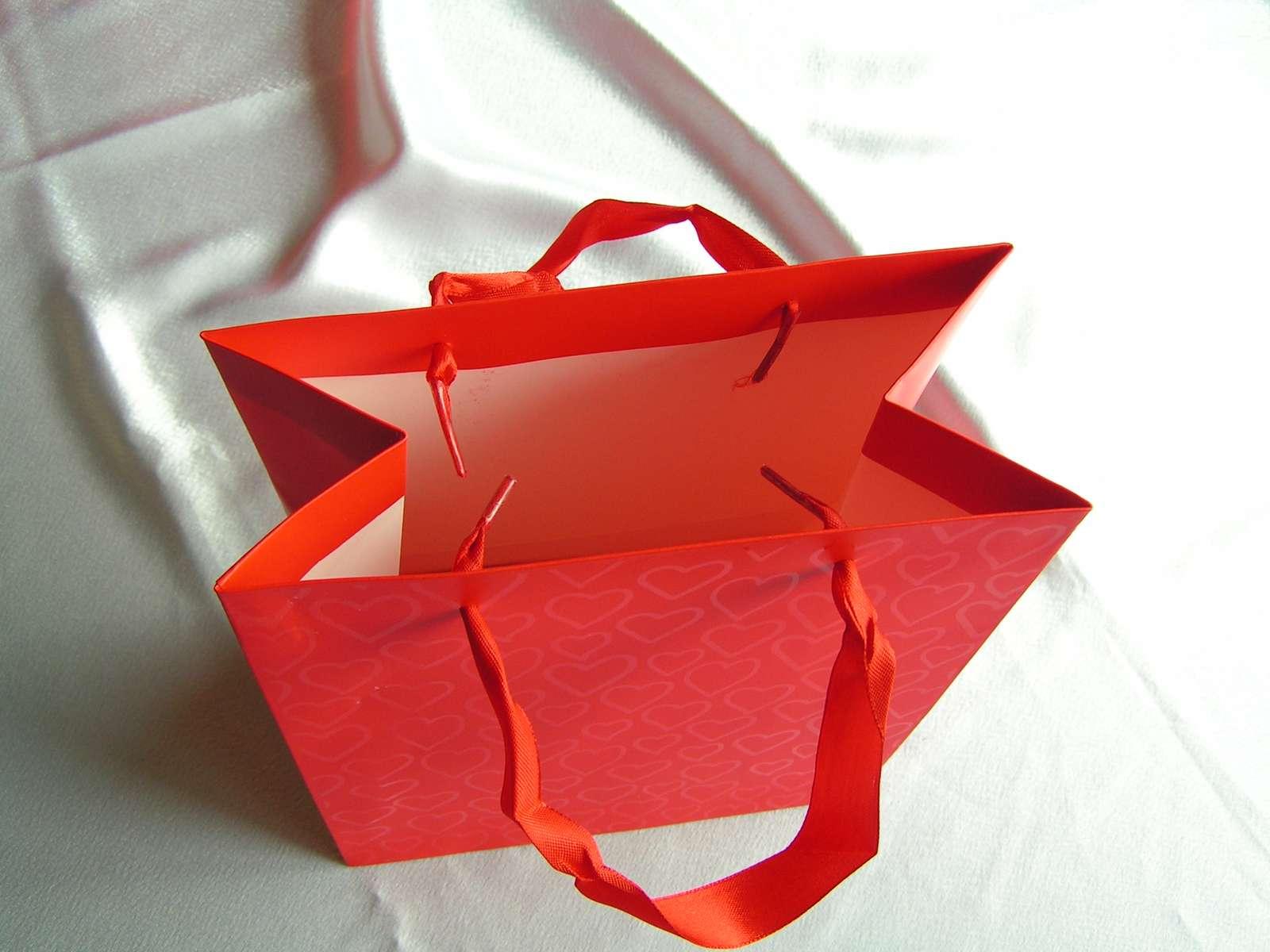 Dárková taška 18 x 23 cm - Obrázek č. 2