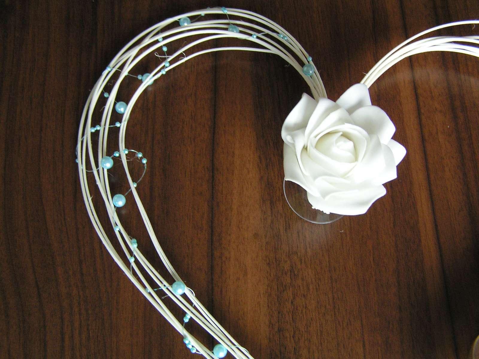 Pedigové srdce - 30 cm - Obrázek č. 2