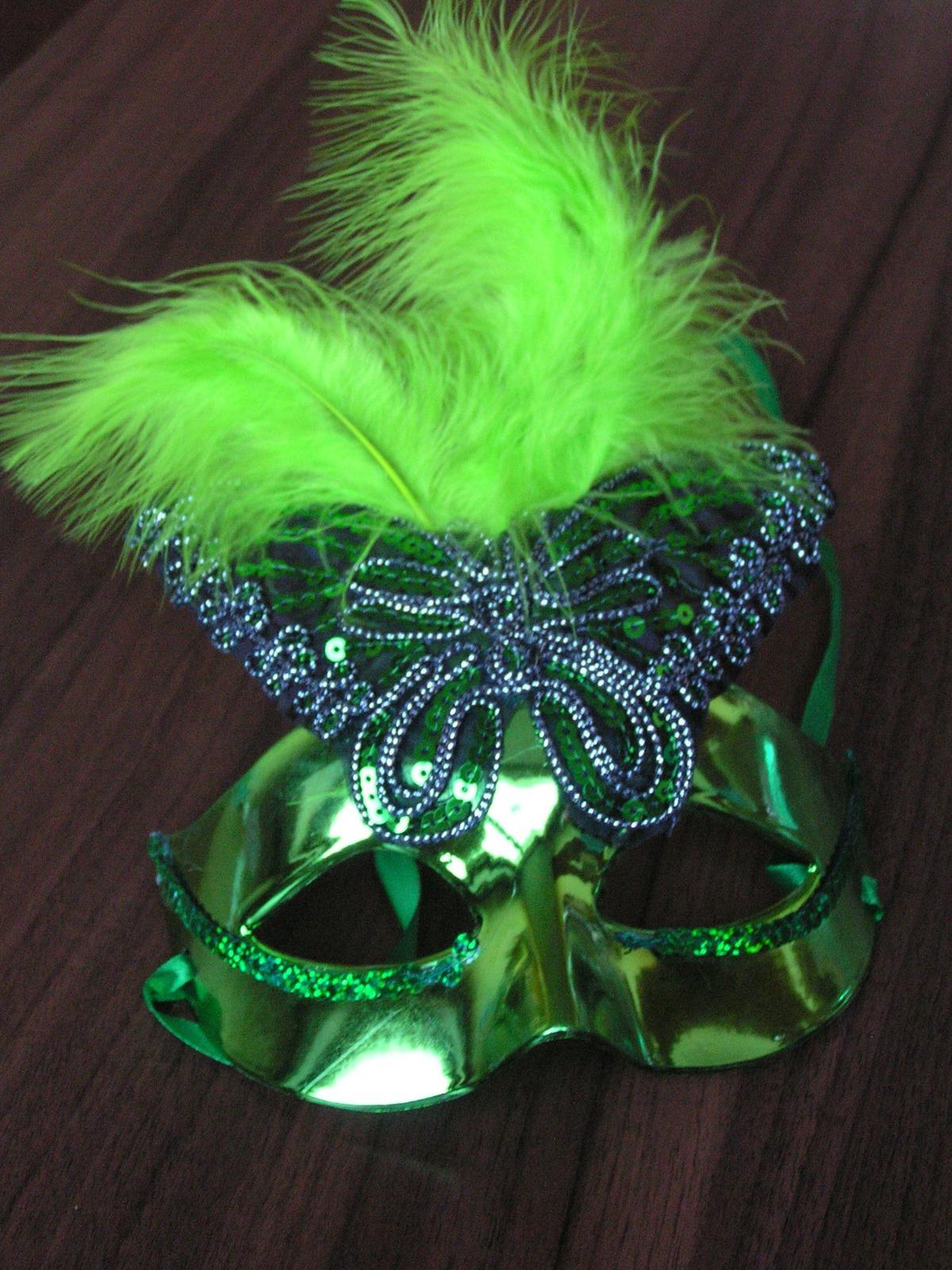 Maska - Obrázek č. 1