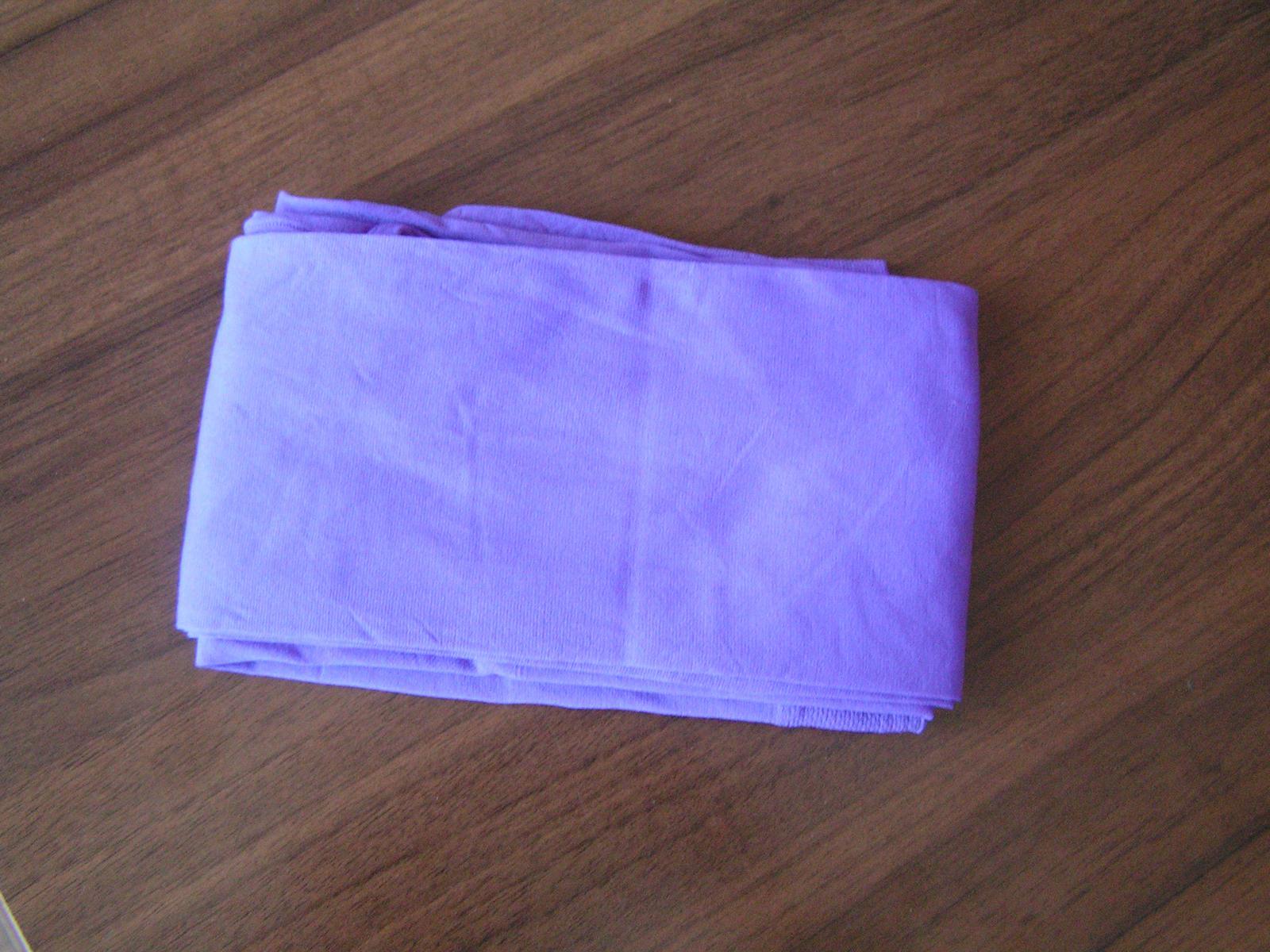 Fialové punčocháče z mikrovlákna - Obrázek č. 2