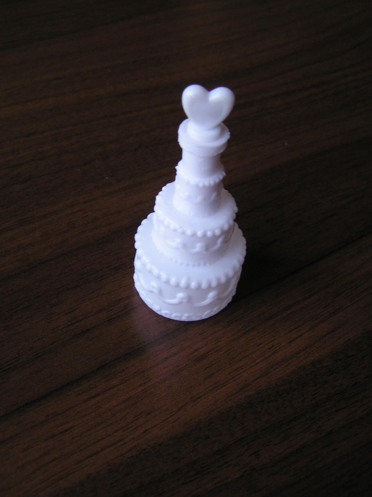 Bublifuk ve tvaru dortu - Obrázek č. 2