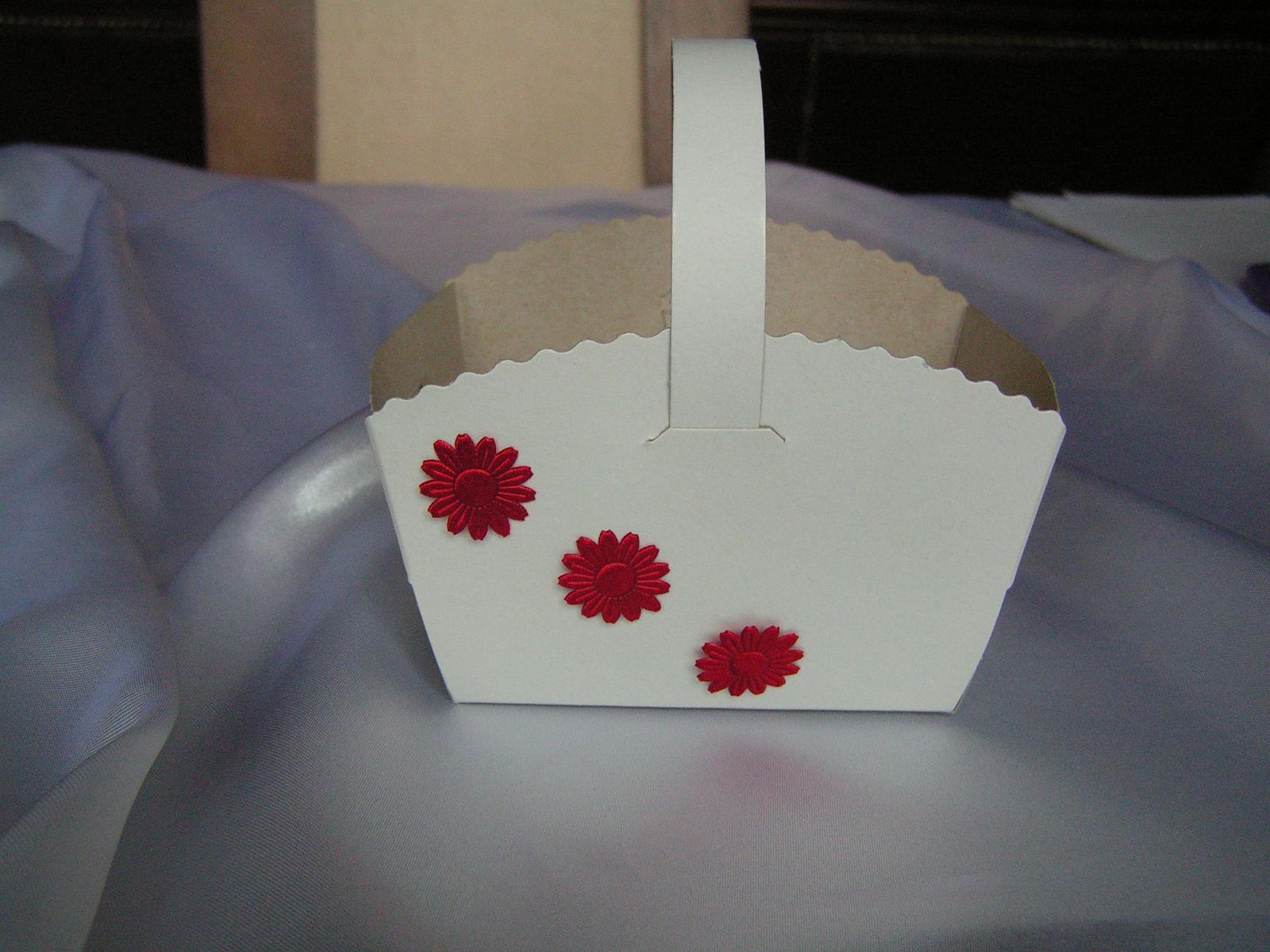 Košíčky na koláčky - Obrázek č. 1