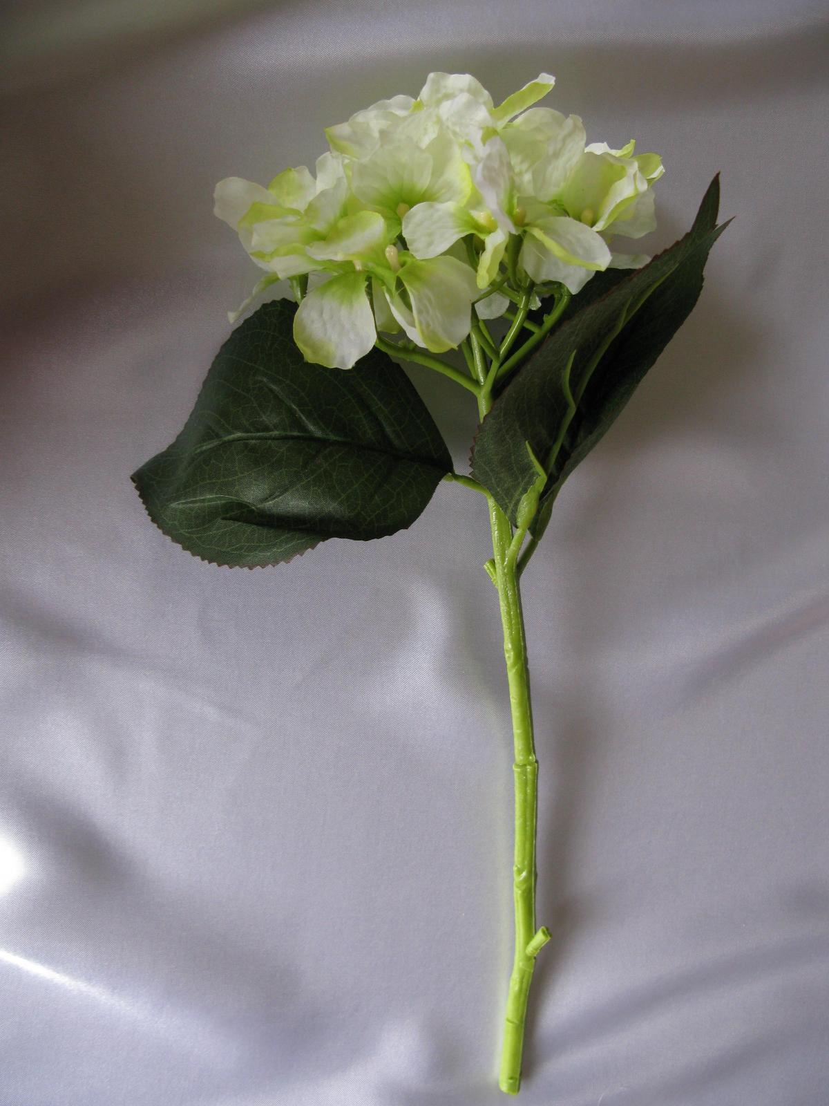 Umělá hortensie - Obrázek č. 1