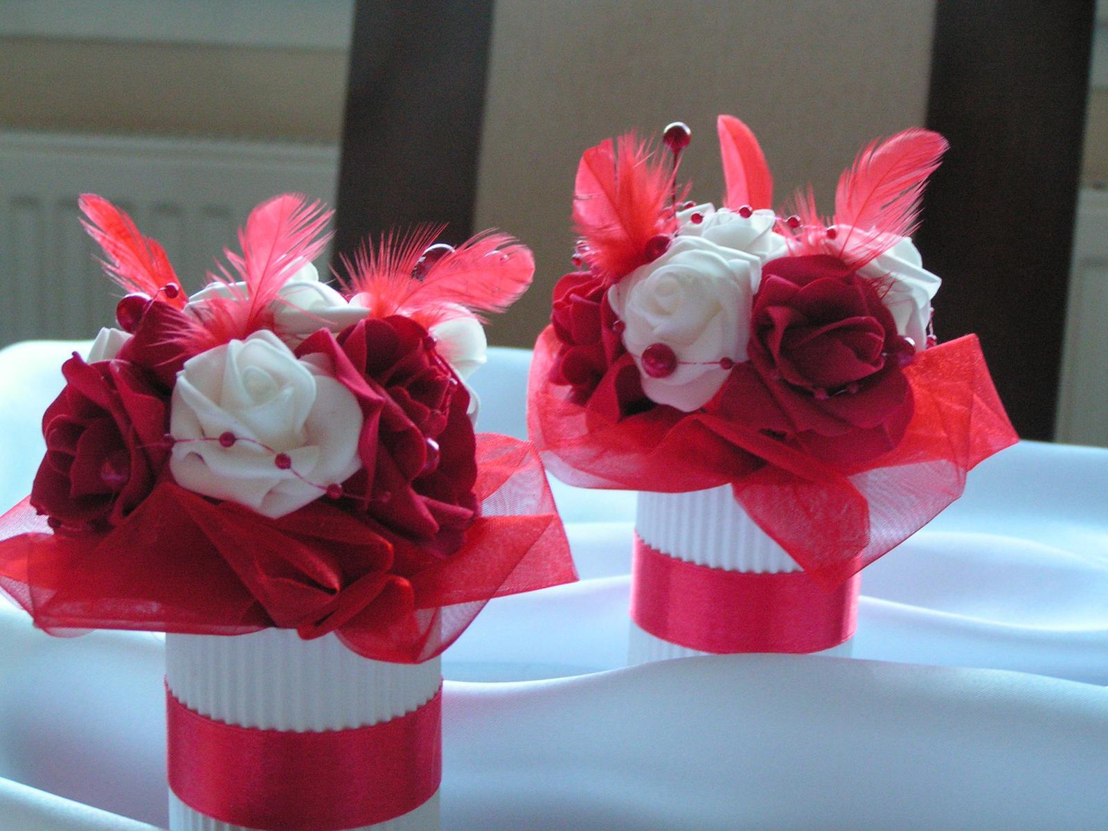 Květiny na stůl - Obrázek č. 3