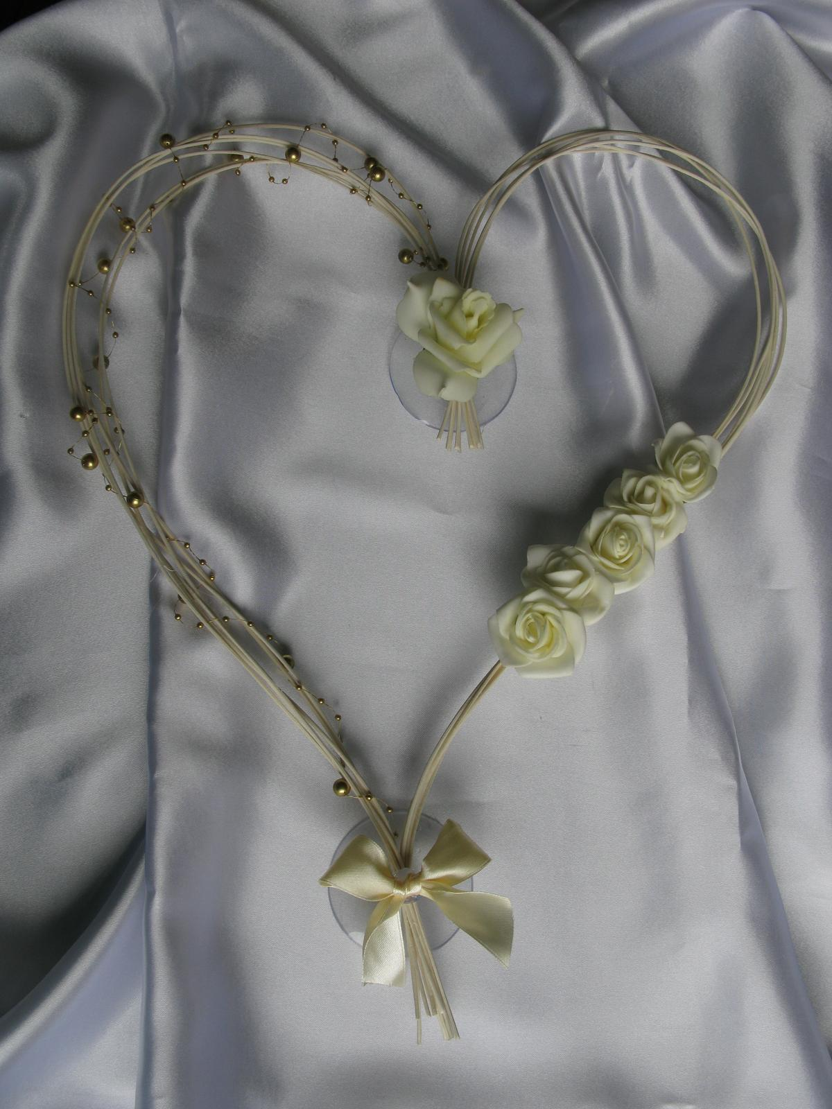 Pedigové srdce - Obrázek č. 1