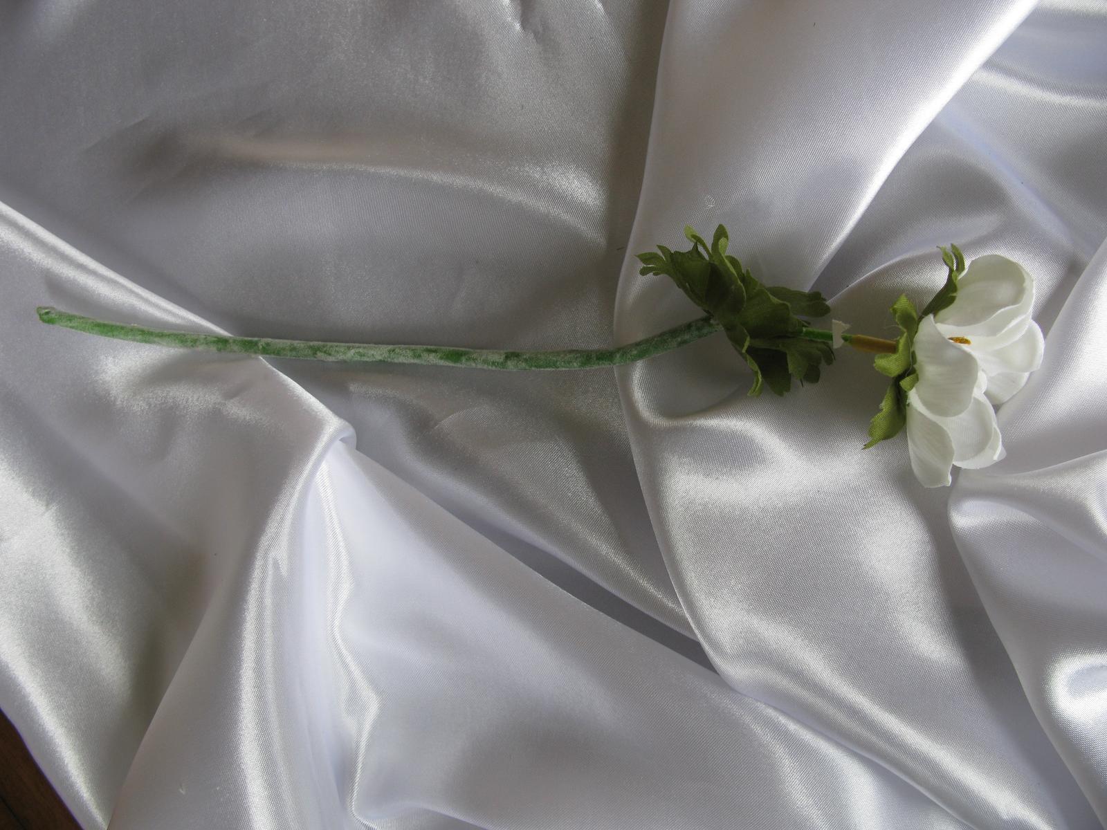 Umělá květina - anemon - Obrázek č. 2