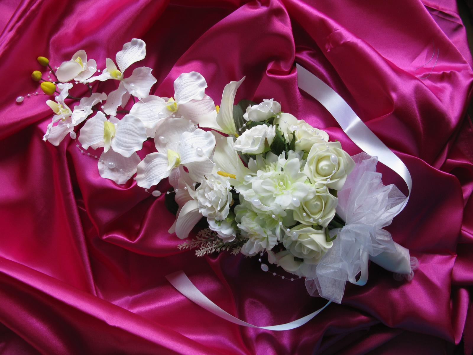 Neživá kytice - Obrázek č. 1