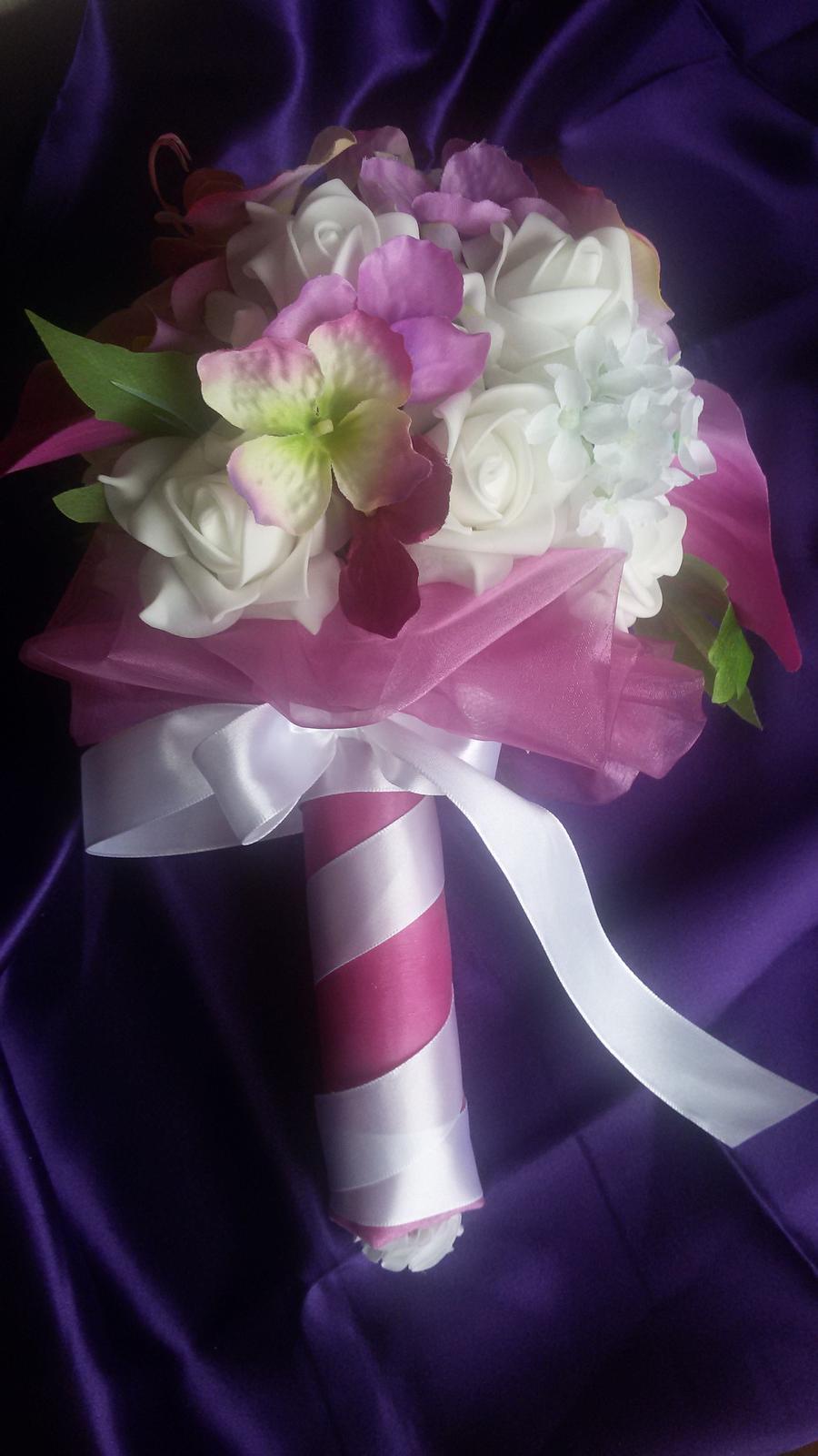 Neživá kytice - Obrázek č. 2