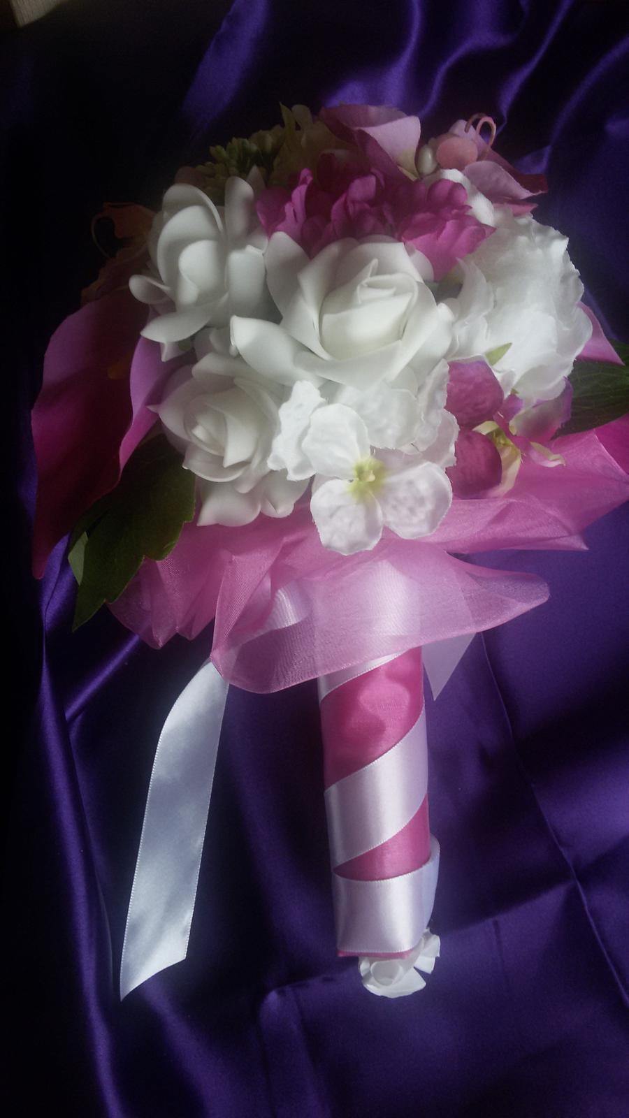 Neživá kytice - Obrázek č. 3