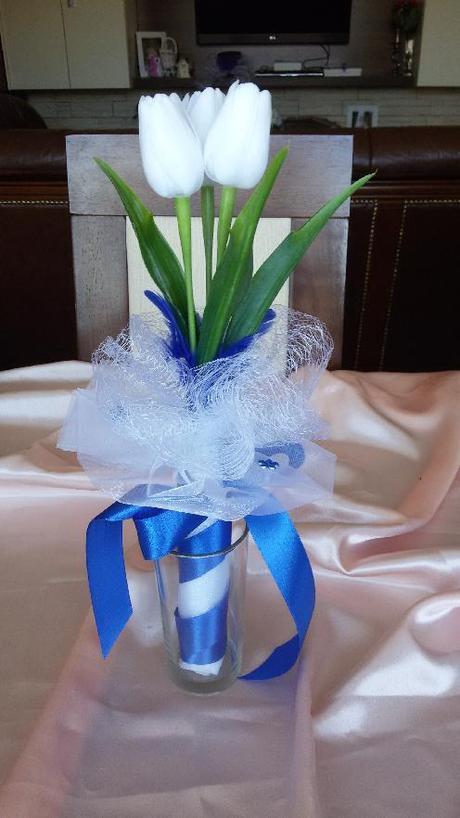 Neživá kytička z tulipánů - Obrázek č. 1