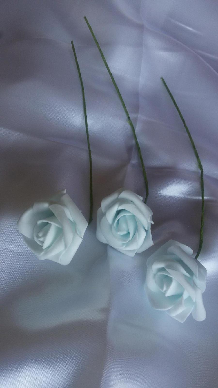 Pěnové růže - Obrázek č. 2