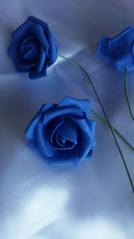 Pěnové růže - Obrázek č. 1