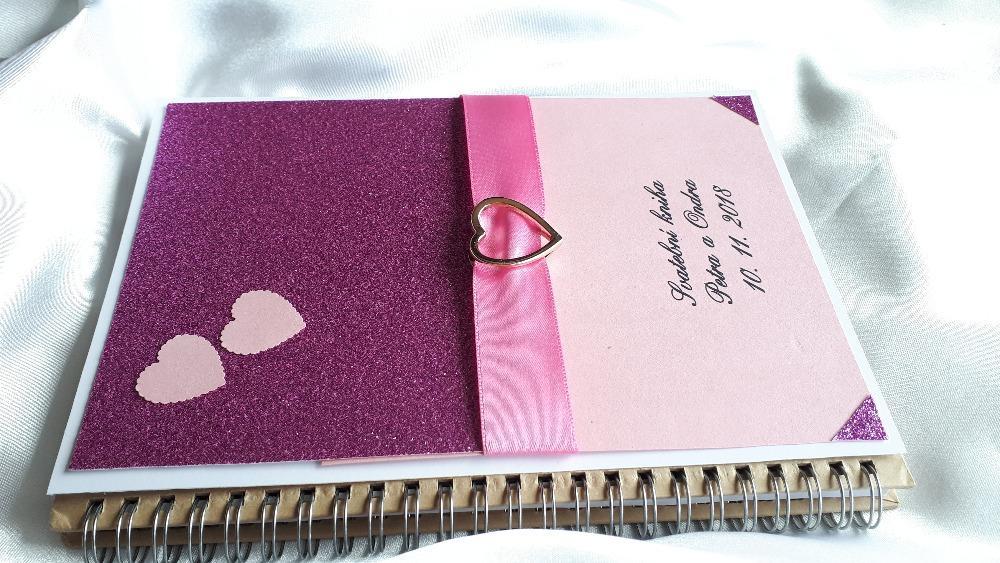 Svatební kniha - kniha hostů - Obrázek č. 3