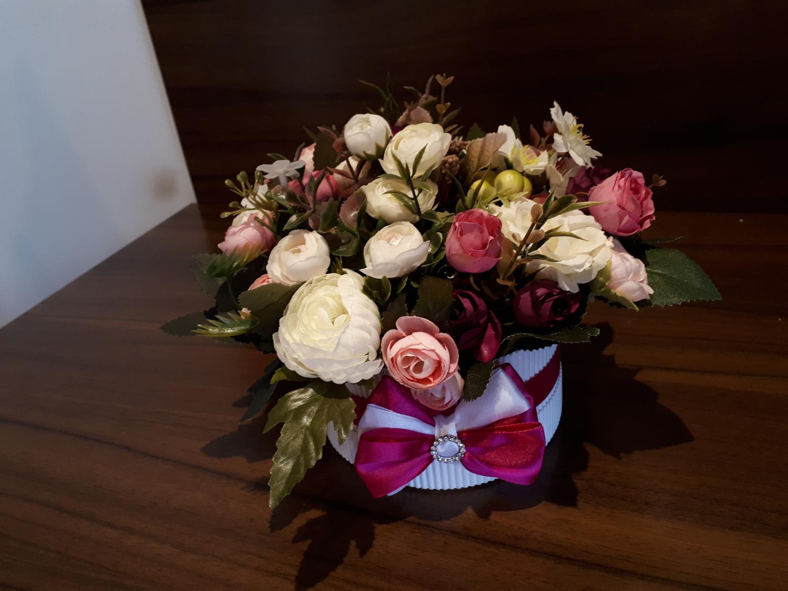 """Květiny - """"flower box"""" - Obrázek č. 1"""