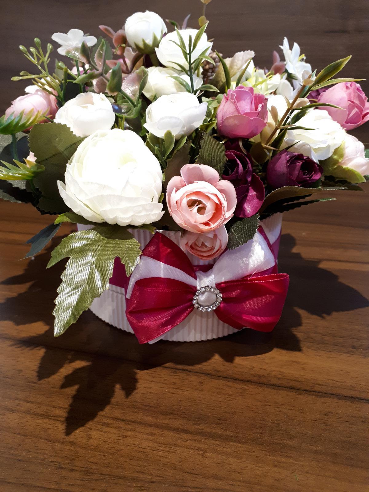 """Květiny - """"flower box"""" - Obrázek č. 2"""