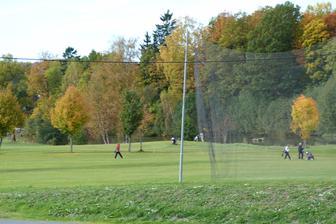 cez víkend je golfové ihrisko plné