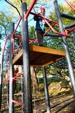 ... v parku ...