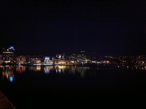 Oslo z lode ...