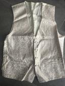 Vesta, kravata, vreckovka, 40