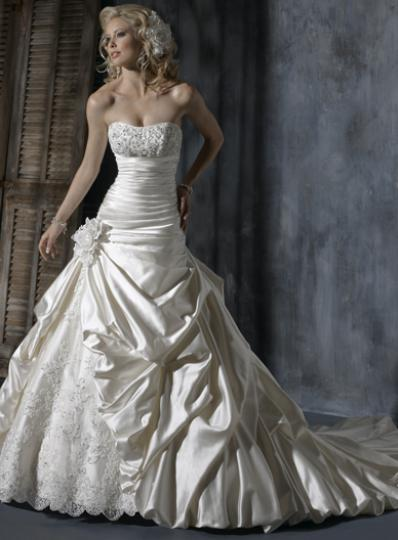 Naše svadobné prípravy :-)) - Amrosia na modelke
