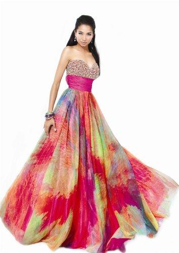 A ideme na to :D - saty Jovani 7140, Beautiful Strapless Dress