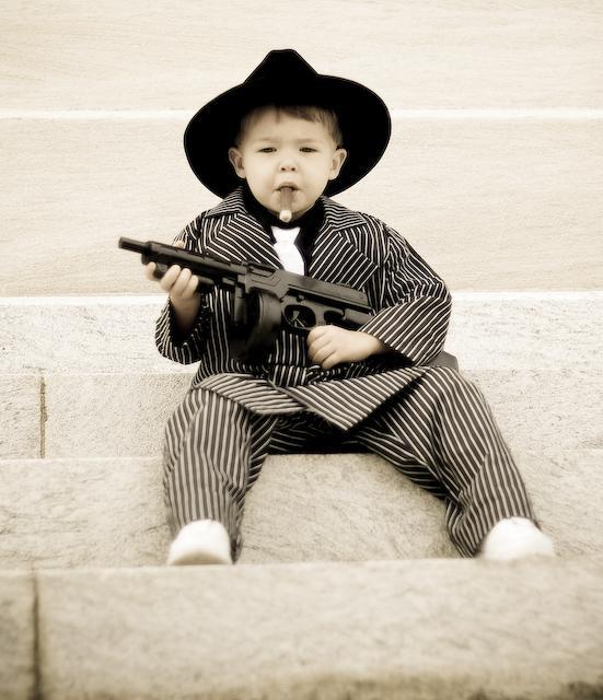 Gangster inspiracia - waaaaaaaaaaaau tak ten je perfektny :D
